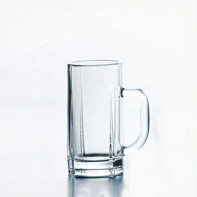 東洋佐々木ガラス ビールジョッキ 340ml (6個セット) (55483)
