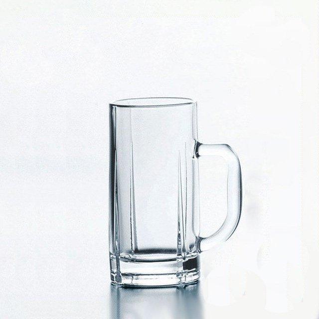 東洋佐々木ガラス ビールジョッキ 340ml (24個 1ct) (55483-1ct)