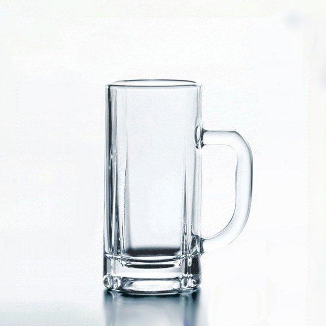 東洋佐々木ガラス ビールジョッキ 435ml (24個 1ct) (55484-1ct)