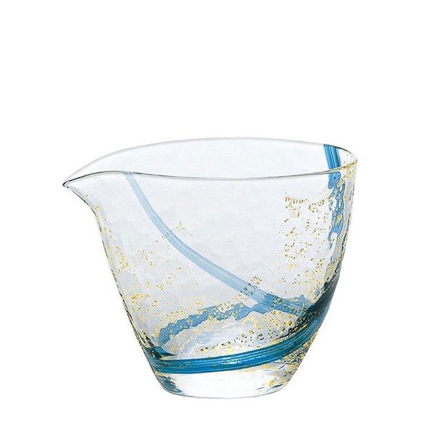 東洋佐々木ガラス 八千代窯(やちよがま) ・冷酒グラス 片口 300ml (63700)