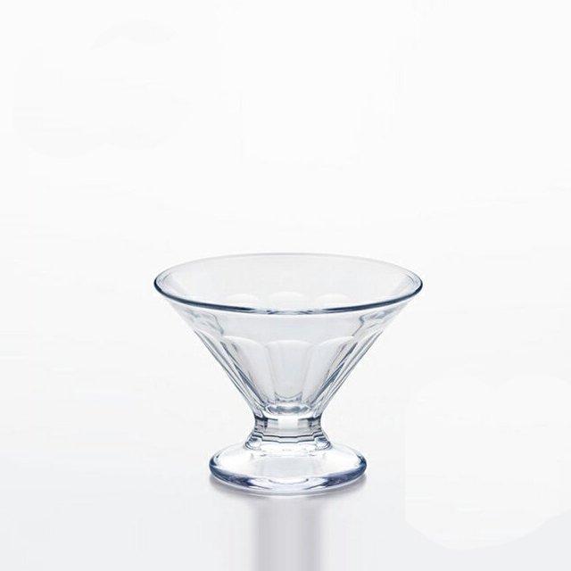 東洋佐々木ガラス パフェグラス デザート 160ml (6個セット) (P-02201)
