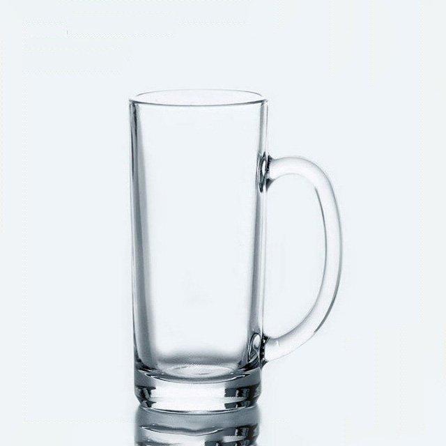東洋佐々木ガラス アルファ ジョッキ 435ml (6個セット) (P-06431-JAN)