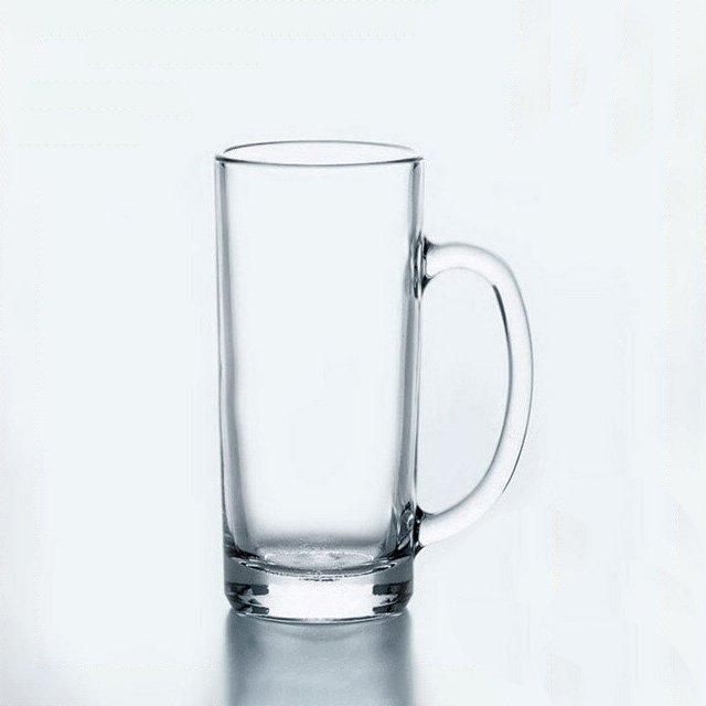 東洋佐々木ガラス アルファ ジョッキ 360ml (24個 1ct) (P-06432-JAN-1ct)
