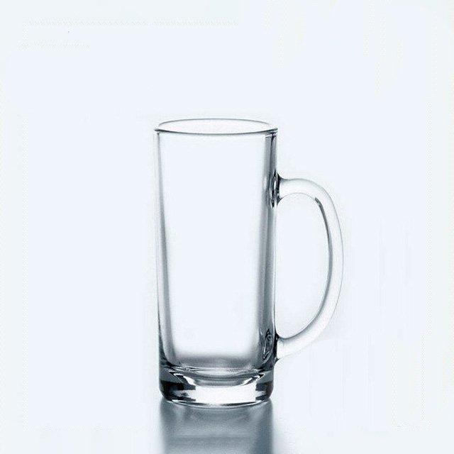 東洋佐々木ガラス アルファ ジョッキ 280ml (6個セット) (P-06433-JAN)