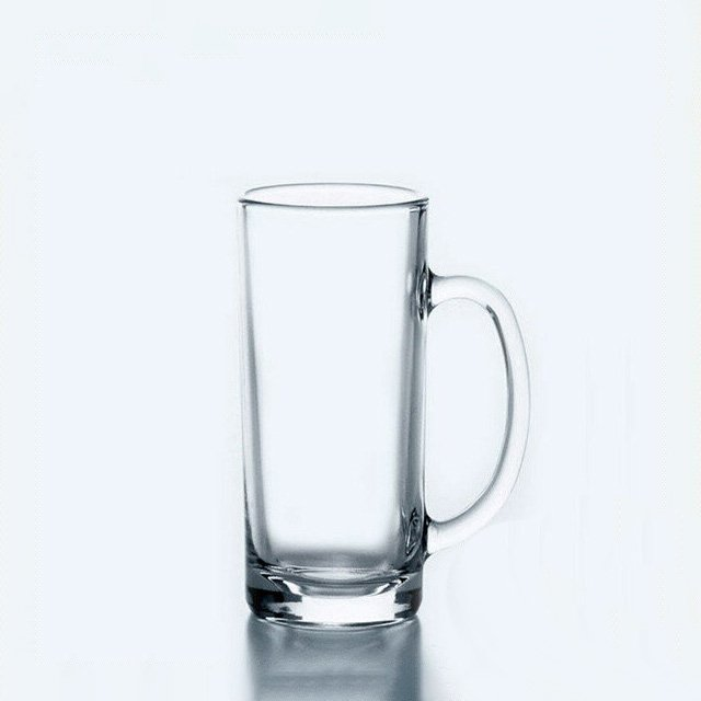 東洋佐々木ガラス アルファ ジョッキ 280ml (48個 1ct) (P-06433-JAN-1ct)