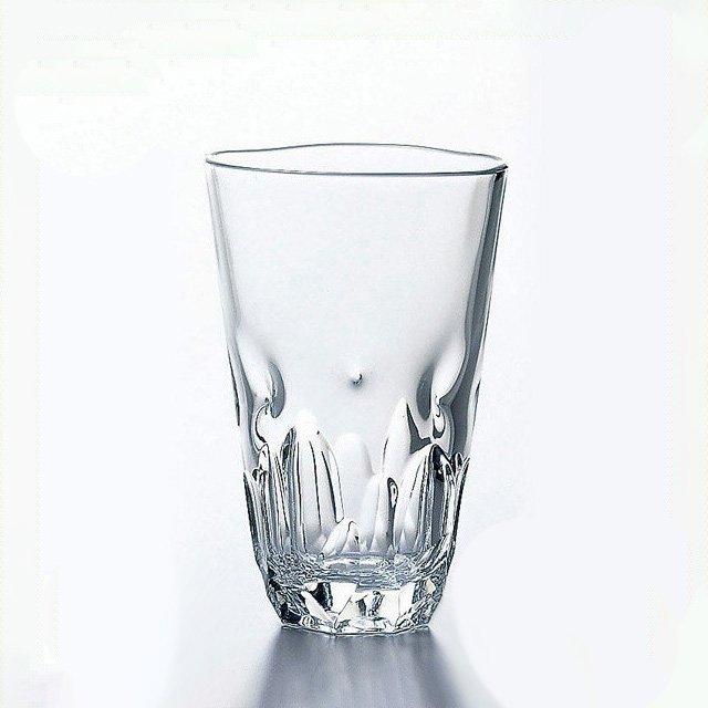 東洋佐々木ガラス 本格焼酎道楽 えくぼ ロングタンブラー 490ml (6個セット) (P-33101HS)