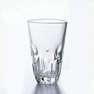 ロングタンブラー 490ml 6個 本格焼酎道楽えくぼ 東洋佐々木ガラス (P-33101HS)