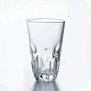 本格焼酎道楽 えくぼ ロングタンブラー 490ml 36個ケース販売 東洋佐々木ガラス(P-33101HS-JAN-1set)