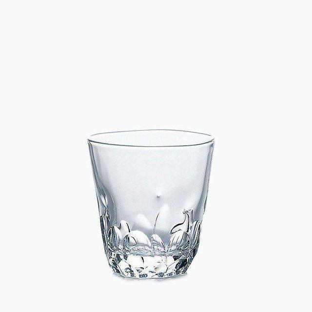 東洋佐々木ガラス 本格焼酎道楽 えくぼ オンザロック 310ml (6個セット) (P-33103HS)