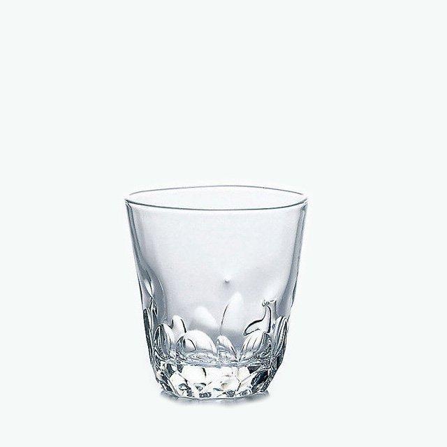 東洋佐々木ガラス 本格焼酎道楽 えくぼ オンザロック 310ml (48個 1ct) (P-33103HS-1ct)