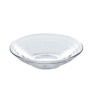 麺皿 3個 みなも 東洋佐々木ガラス (P-37305-JAN)