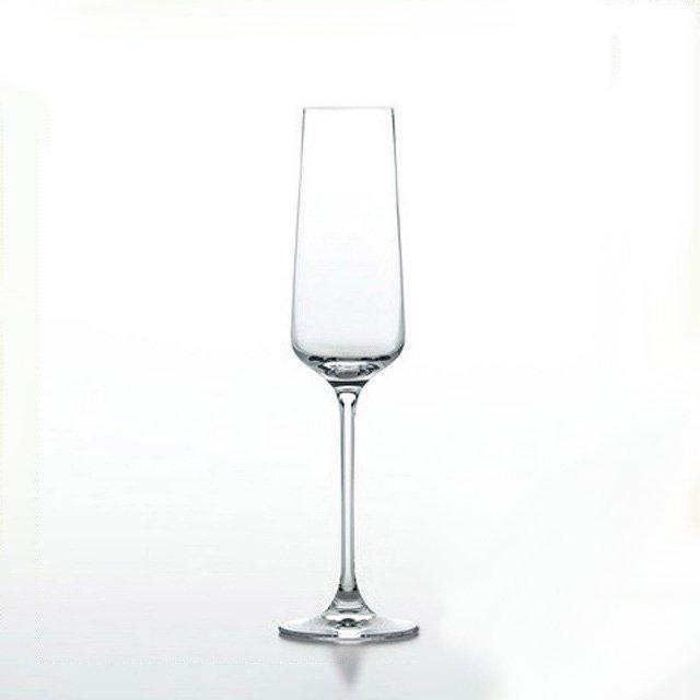 東洋佐々木ガラス モンターニュ(MONTAGNE) シャンパン 270ml (6個セット) (RN-12254CS)