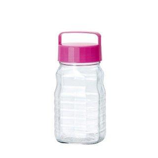 アデリア(石塚硝子) アデリア果実酒ボトル(PK) 1.2L 12セット (709)