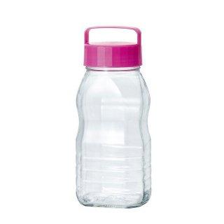 アデリア(石塚硝子) アデリア果実酒ボトル(PK) 2L 12セット (710)