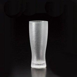 ビールグラス 410ml きらめくビアグラス ロングタンブラー 48個セット アデリア 石塚硝子 (7645-1ct)