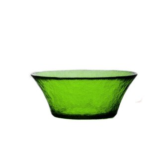ガラス食器 ボウル 3個 FF bowl ボール125 リーフ ダブルエフ FF bowl アデリア 石塚硝子 (F-71382)