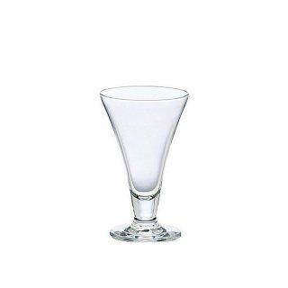 パフェグラス 290ml 6個セット H・AX ドレッシー パフェL アデリア 石塚硝子 (L-6643)