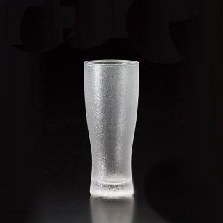 ビールグラス 410ml きらめくビアグラス ロングタンブラー 3個セット アデリア/石塚硝子(7645)