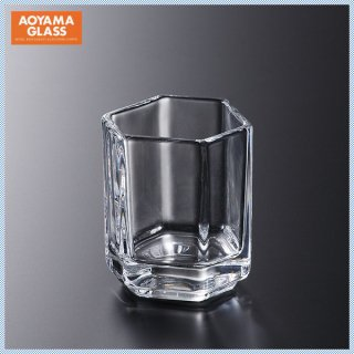 青山硝子 アミューズ ミニカップ アミューズNo.8 (6個セット) (CA-P108)