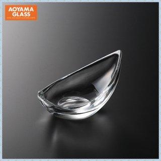 青山硝子 アミューズ 小皿 CA-P206 (6個セット) (CA-P206)