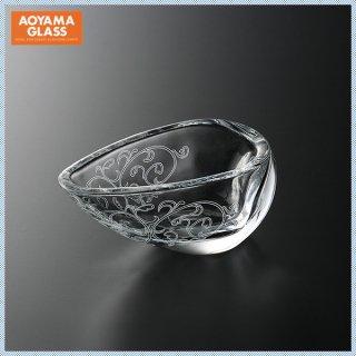 青山硝子 和食器 小鉢 CA-P207唐草(6個セット) (CA-P207B)