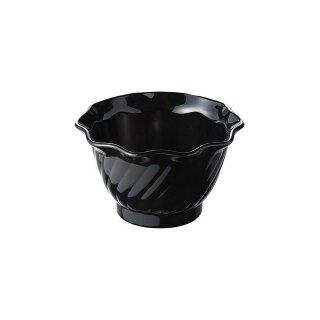 カーライル チューリップディッシュ デザート5oz (ブラック) 24個セット (CR-3566)