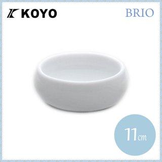 コーヨー ブリオ 11cm オーバルホローボール 6枚セット (200087-6P)