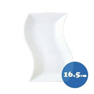 トルチェーレ 白磁 細長角皿6枚セット 16.5cm KOYO コーヨー(14500087)