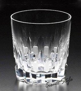 カガミクリスタル ロックグラス 275ml (T394-312)