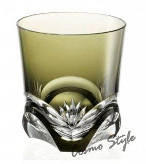 カガミクリスタル ロックグラス 300ml (T685-2393-BLK)