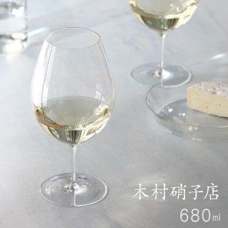木村硝子店 サヴァ 22oz 680ml ワイングラス(10611-1)
