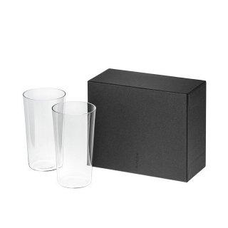 木村硝子店 コンパクト10ozタンブラー Gift Box (2個入) 320ml (COMPACT12-T-G)