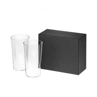 木村硝子店 コンパクト12ozタンブラー Gift Box (2個入) 400ml (COMPACT12-T-G)