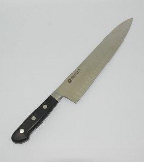 堺菊守 サーモン型(口金付) 牛刀 270mm (MS-027)