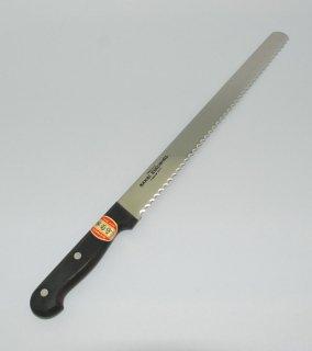 堺菊守 SKKパナジウム鋼 ウエーブナイフ 300mm (Y-6030)