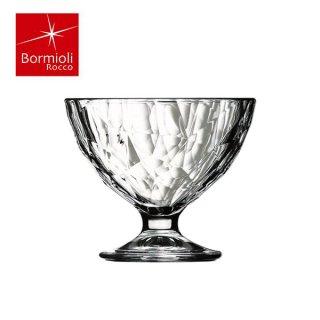 パフェグラス ダイヤモンド デザート 6個 ボルミオリロッコ(BO-4965-6pc)