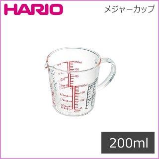 HARIO ハリオ メジャーカップ ワイド 200cc (CMJW-200)