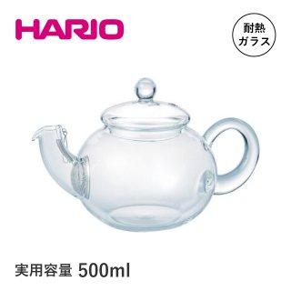 HARIO ハリオ JP-2ジャンピングティーポット 500ml (JP-2)