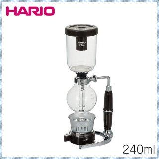 HARIO ハリオ 2杯用サイフォンセット(テクニカ) 240ml (TCA-2)
