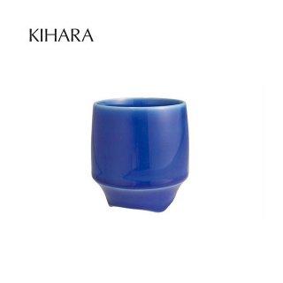 KIHARA 香酒盃 マリンブルー(L) + 専用化粧箱 (429L-107)