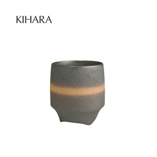 KIHARA 香酒盃 晶金帯(L) + 専用化粧箱 (429L-111)