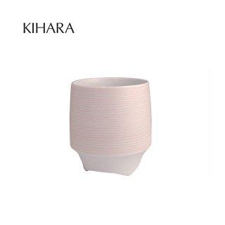 KIHARA 香酒盃 赤呉須象嵌(L) + 専用化粧箱 (429L-120)