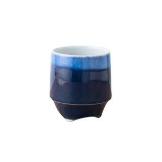 KIHARA 香酒盃 灰結晶(L) + 専用化粧箱 (429L-207)