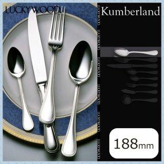 ラッキーウッド カンバーランド デザートスプーン 6本セット (18200-02)