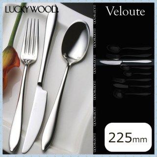 ラッキーウッド ヴェルーテ デザートナイフ(鋸刃 共柄) 6本セット (19600-11-S)