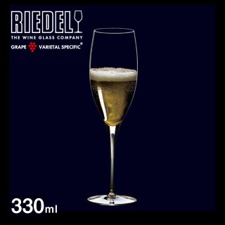 リーデル ソムリエ ヴィンテージ シャンパーニュ 245ml (4400/28)