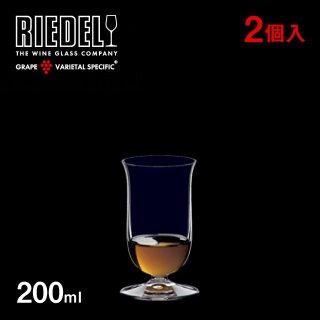 リーデル ヴィノム シングルモルトウィスキー 200ml 2個セット (6416/80)