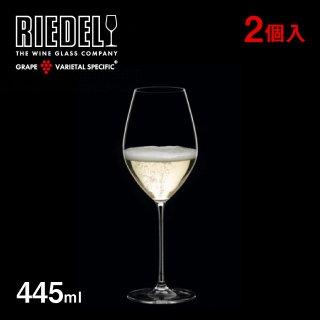 リーデル ヴェリタス シャンパーニュ 445ml 2個セット (6449/28)
