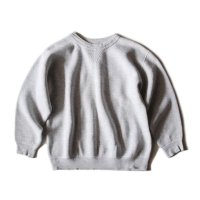 1960's FRONT V COTTON SWEATSHIRT (LARGE)