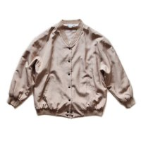 1980's  SILK OVER BLOUSON (UNISEX)